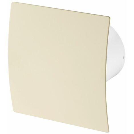 100mm Standard Hotte Ventilateur Ecru ABS Panneau Avant Escudo Mur Plafond Ventilation