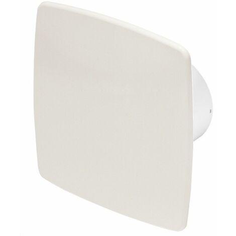 100mm Standard Hotte Ventilateur Ecru ABS Panneau Avant NEA Mur Plafond Ventilation