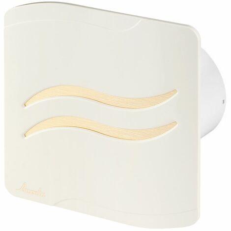 100mm Standard Hotte Ventilateur Ecru ABS Panneau Avant S-LINE Mur Plafond Ventilation