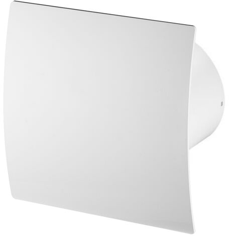 100mm Tirette Hotte Ventilateur Blanc ABS Panneau Avant Escudo Mur Plafond Ventilation