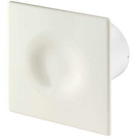100mm Tirette Hotte Ventilateur Ecru ABS Panneau Avant ORION Mur Plafond Ventilation