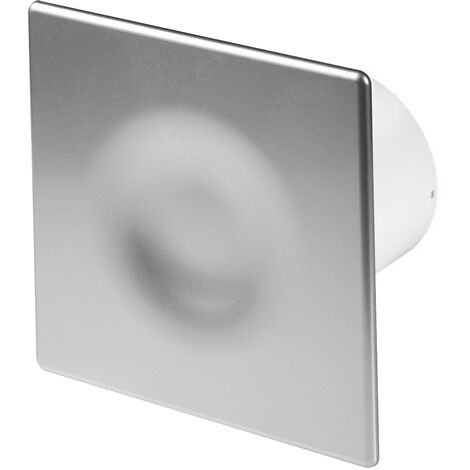 100mm Tirette Hotte Ventilateur Satin ABS Panneau Avant ORION Mur Plafond Ventilation
