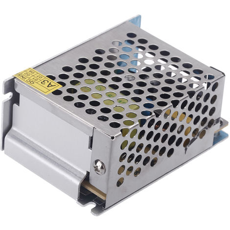100V ~ 240V AC a DC 12V 3A 36W Transformador de tension interruptor de alimentacion para la tira llevada