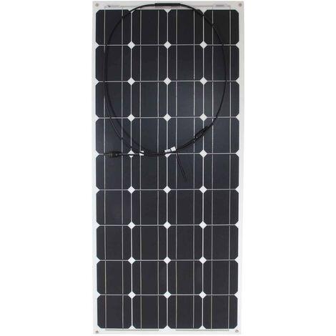 100w Flexible Solar Panel PV Photo-voltaic White