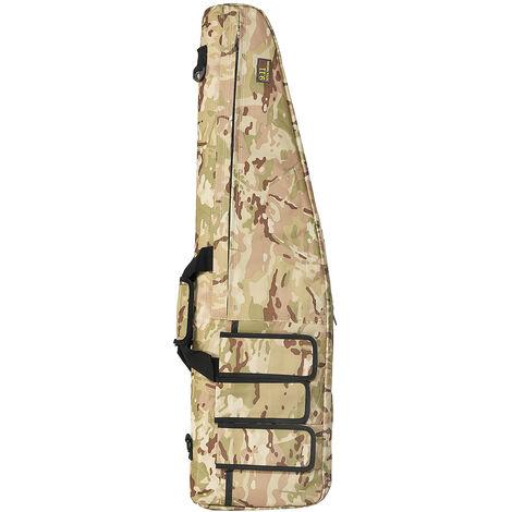 100x28cm Camouflage Waterproof Shockproof Outdoor Storage Bag