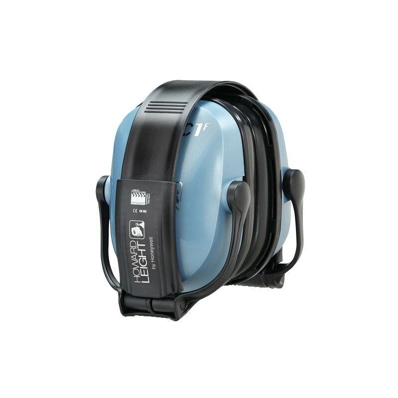 Image of 1011143 Clarity C1F Folding H/Band Ear Defenders - Honeywell Howard Leight