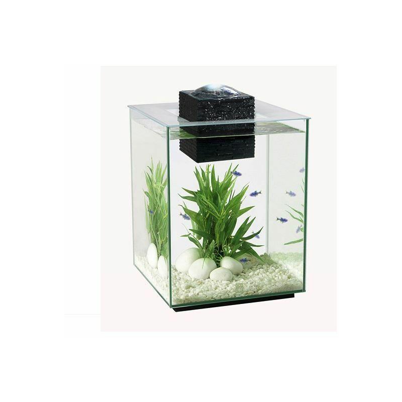 Image of 10505 - Fluval Chi Aquarium Set 19L