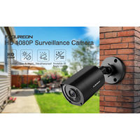 1080P HD 3000TVL 2.0MP DVR Home CCTV Security Camera IR Cut Night Vision Colour