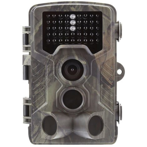 1080P HD Caméra de Chasse Caméra de Surveillance Étanche Grand Angle 120 ° De Vision 20m Traque IR Caméra de Infrarouge Jeu Nocturne