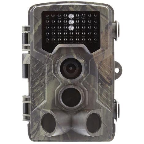 1080P HD Caméra de Chasse Caméra de Surveillance Étanche Grand Angle 120 ° De Vision Nocturne 20m Traque IR Caméra de Jeu Nocturne Infrarouge