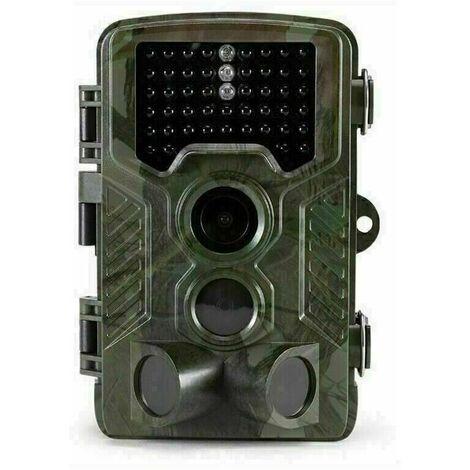 1080P HD Caméra de Chasse Caméra de Surveillance Étanche Grand Angle 120 ° De Vision Nocturne 25m Traque IR Caméra de Jeu Nocturne Infrarouge
