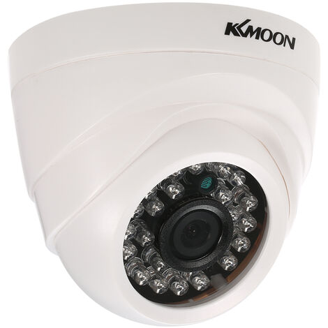 1080P HD Night Vision Dome Analog Camera 3.6mm Model: WQ-1004