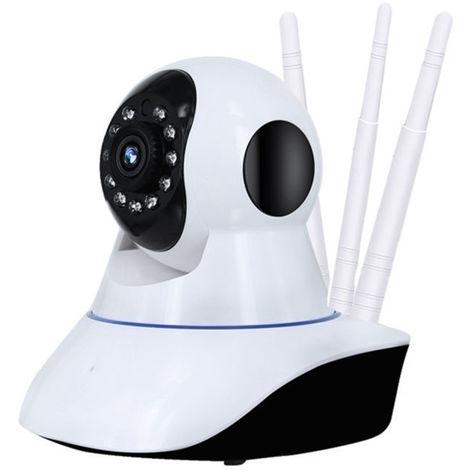1080P Wifi Cámara IP inalámbrica de red CCTV Seguridad para el hogar Cámara web Bebé / Mascota Hasaki