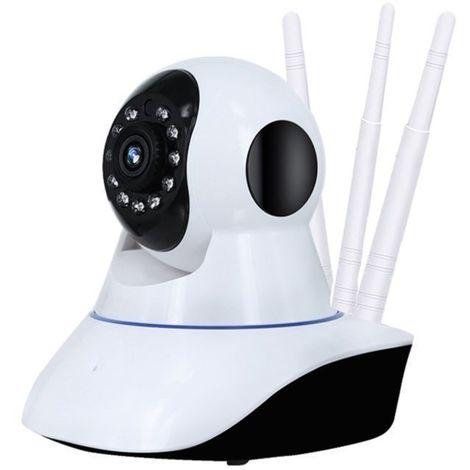 1080P Wifi Sans Fil Ip Réseau Cctv Caméra Sécurité À Domicile Webcam Bébé / Animal De Compagnie