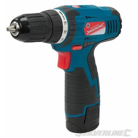 10,8V Drill Driver - 10,8V (521457)