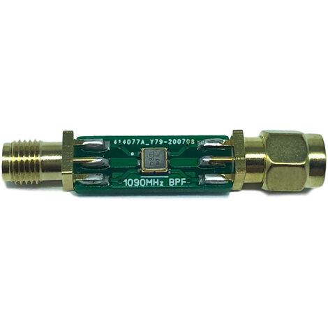 1090Mhz Saw Fpb Filtre Passe-Bande Portable Outil Utilitaire Filtre Professionnel Outils Waveform Unite D'Interface Electronique