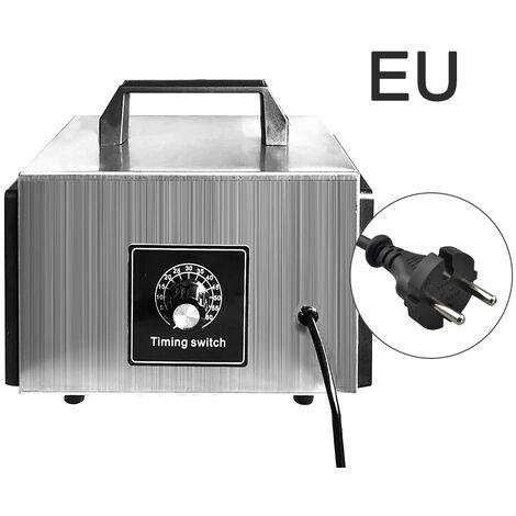 10G / H Portable Ozonator Zone Ozone Produce Machine Generateur D'Air Filtre Purificateur Ventilateur, 220 V, Eu Plug