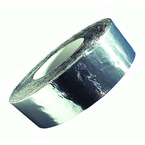 10m Onduline Dichtungsband Reparaturband Aluminium Natur 50mm breit Bitumenband Dichtband