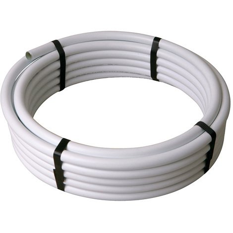 10M Tube multicouche nu - Ø26x3,0 - Alu 0,28mm - Henco