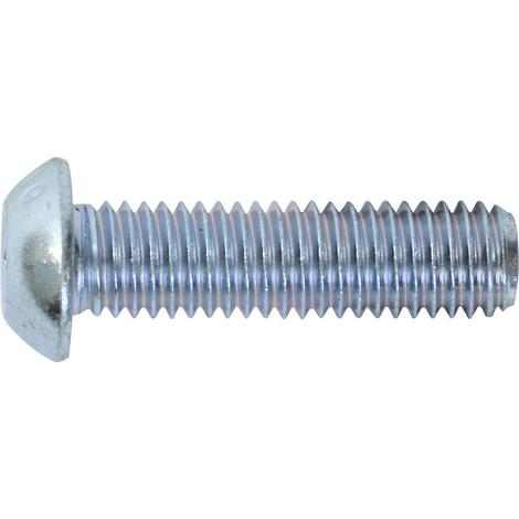 M10 x 100 Stainless Steel Hex Bolts Set Screws 10mm x 100mm Fully Threaded x2