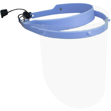 10PCS Face Shield Protective Isolation Mask Anti-Saliva Face Shield Dustproof Transparent