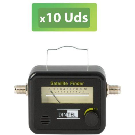 10U Localizador satélite con sonido Dintel