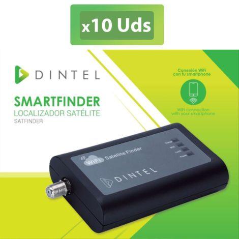 10U Localizador Satélites Compatible con Smartphone