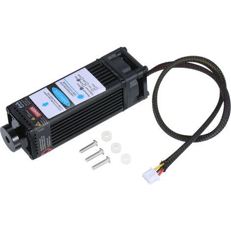 10W laser Jefe Modulo laser, 450nm azul Lase