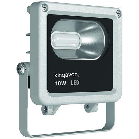 10W LED Floodlight Security Light Anti Glare Outdoor Light by Kingavon