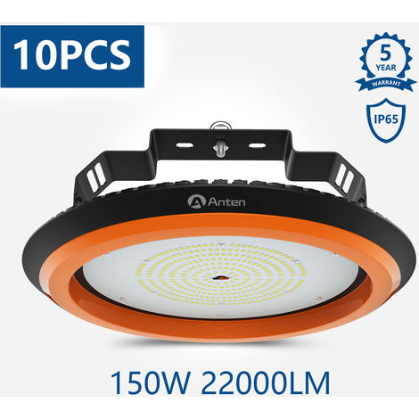 10X 150W UFO LED Alta Bah