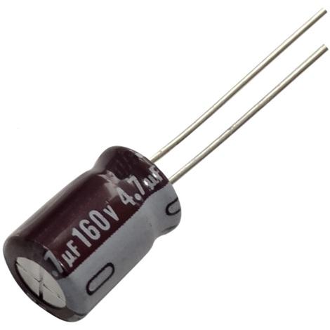 1uF 160V Condensateurs chimiques//electrolytiques  NICHICON
