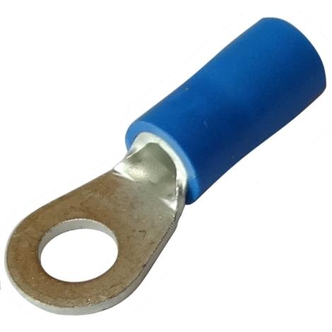 10x Cosse /électrique /à oeil oeillet M4 0.5...1mm2 Aerzetix
