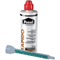 10x Henkel Ponal Rapido 165g (MDI-haltig)