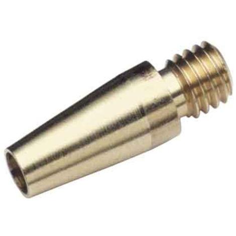 10x Katimex Anfangshülse für Glasfaserprofil Ø 3,0 mm