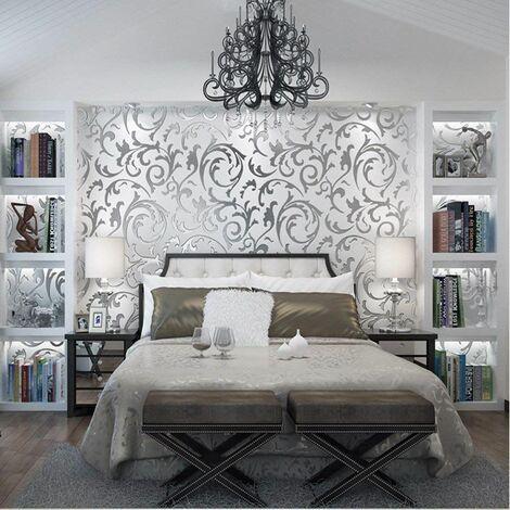 10X0.53M Papier Peint Trompe l'oeil Stickers Autocollant Muraux Decoration Chambre