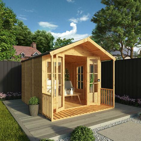 10x8 Waltons Wessex Summerhouse
