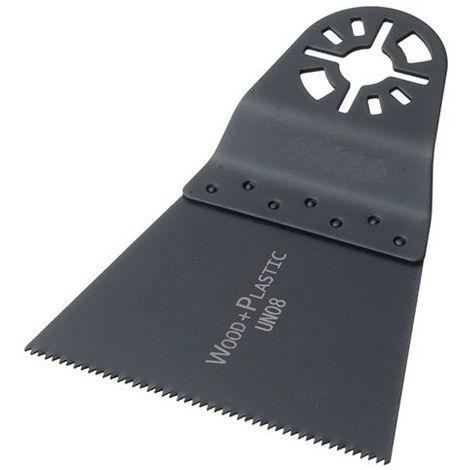 11 lames de scie oscillante universelle HCS 65 x 42 x 0,6 mm 18 TPI - Bois et plastique - ZOU00043 - Labor