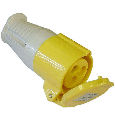 110 Volt Replacement Yellow Sockets