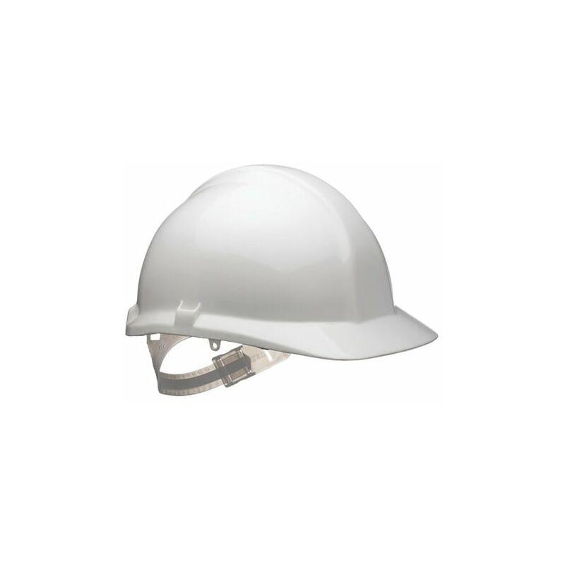 Image of 1125 F-Peak White Helmet S03CWA - Centurion