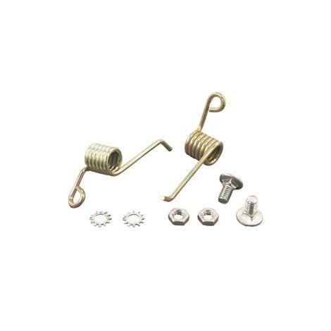 1100167 - Jeu de 2 Ressorts pour lame émousseuse/scarificateur (405406)