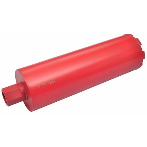 110mm x 400 mm dry and wet Diamond Core Drill Bit