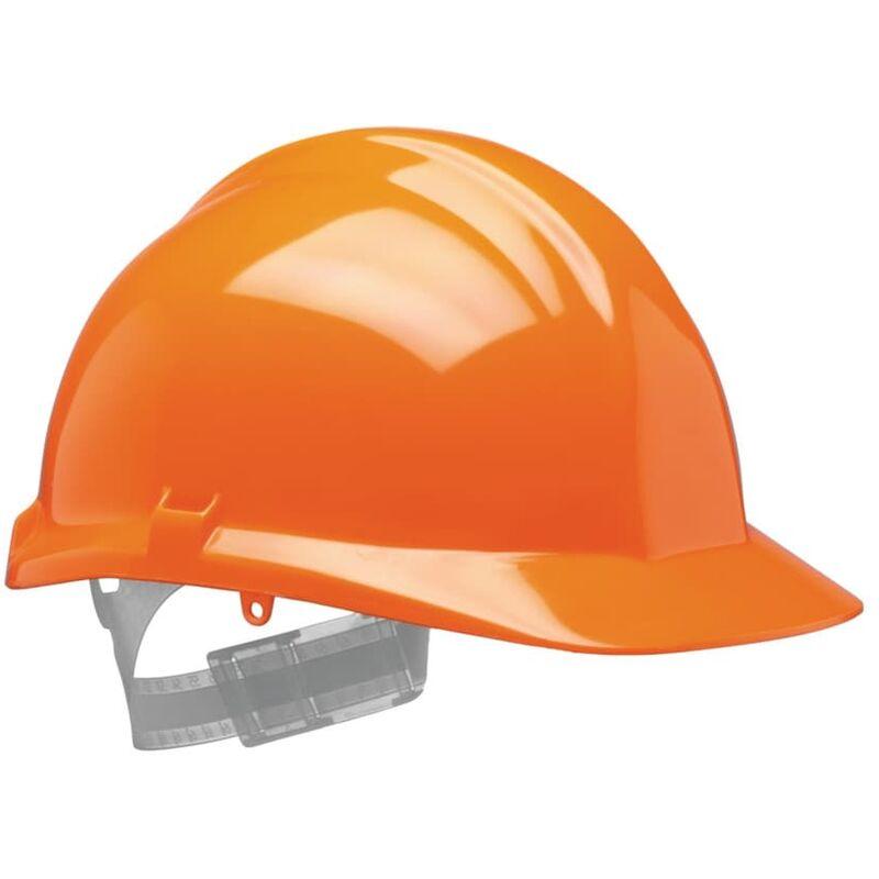 Image of 1125 R-peak Orange Helmet S17OA - Centurion
