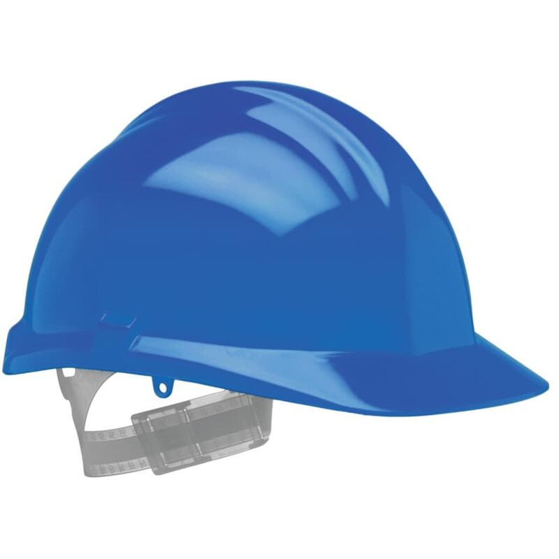 Image of 1125 F-Peak Blue Helmet S03CBA - Centurion
