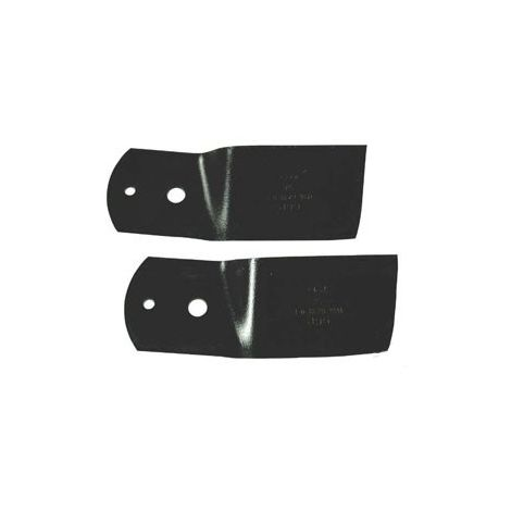"""main image of """"1134-9119-01 - Kit embouts de lame pour autoportée STIGA Park et Villa coupe 95 / 105cm"""""""