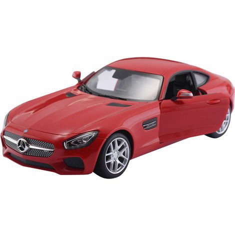 1:14 Licensed Mercedes AMG GT Radio Remote Control Car Opening Doors Manually