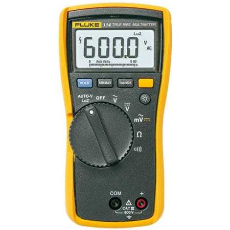 Fluke 114 digital multímetro Multimeter 2583552 0095969344791