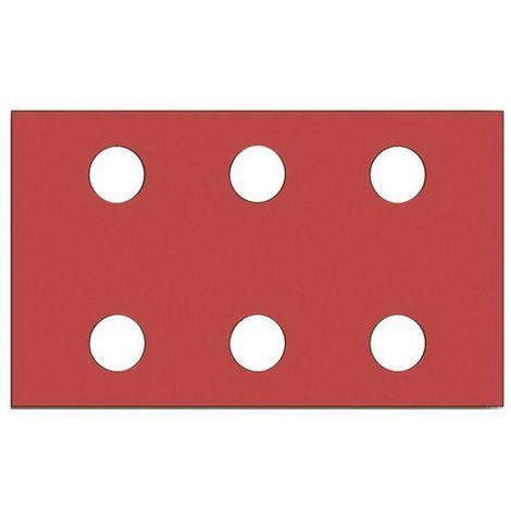 114 x 102 y 6 agujeros hoja abrasiva mm de succión - - Liquidación -Makita de grano: 180