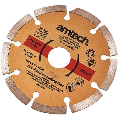 115mm Diamond Cutting Disc