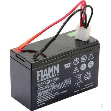 118120010/0 - Batterie sèche 12V - 9AH pour tondeuse autoportée Castelgarden / GGP