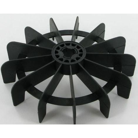118740055/0 - Ventilateur pour moteur électrique pour Tondeuse Castelgarden / GGP / STIGA